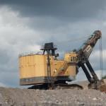 mining machinery valuation shovel