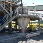 mining machinery valuations polyelectrolyte batching plants