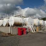 tank farm valuation